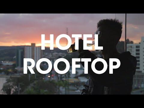 Push Baby — Hotel Rooftop (lyric Video)