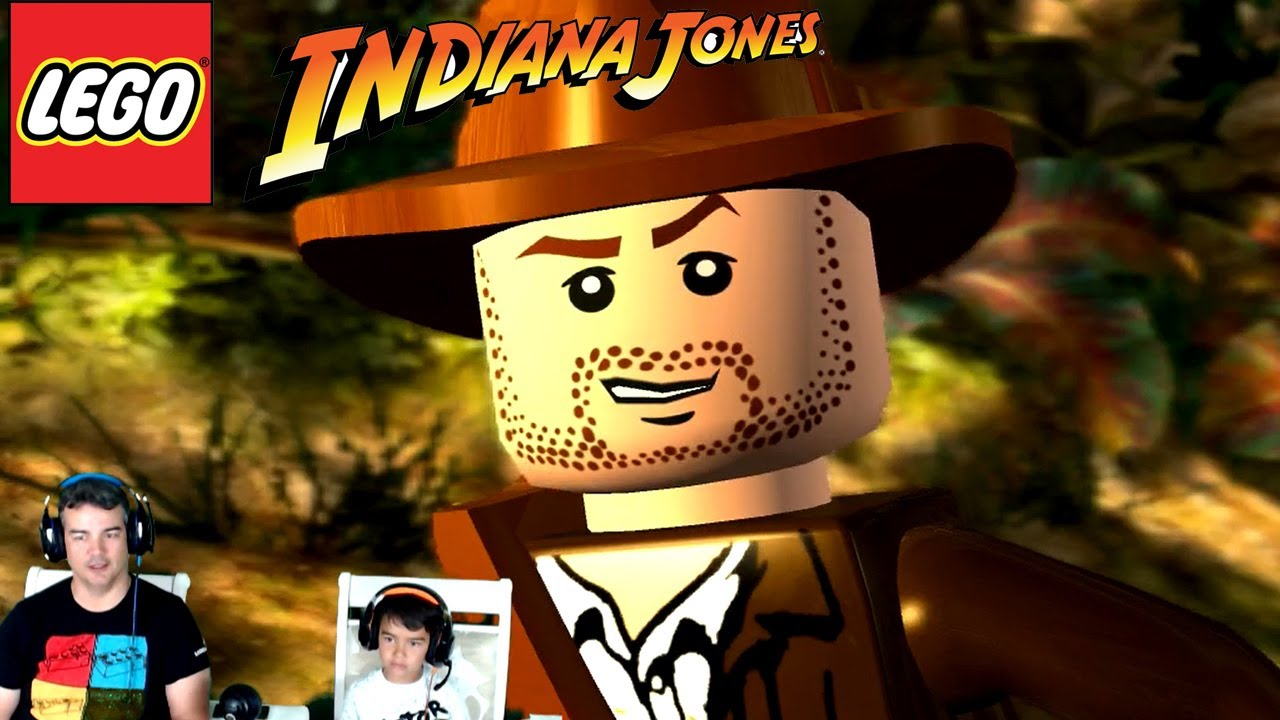 Lego Indiana Jones | Raiders of The Lost Ark | Lost Temple | Complete Level