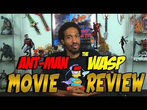 Ant-Man and the Wasp....Movie Review