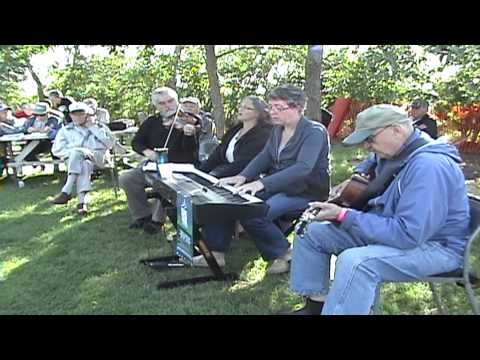 Northern Bluegrass & Old Tyme Music: John Arcand Fiddle Fest 2012