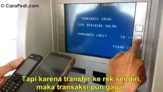 Penipu Tertipu Telak oleh Calon Korbannya di ATM - LUCU BANGET