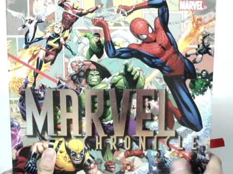 Marvel Chronicle book review
