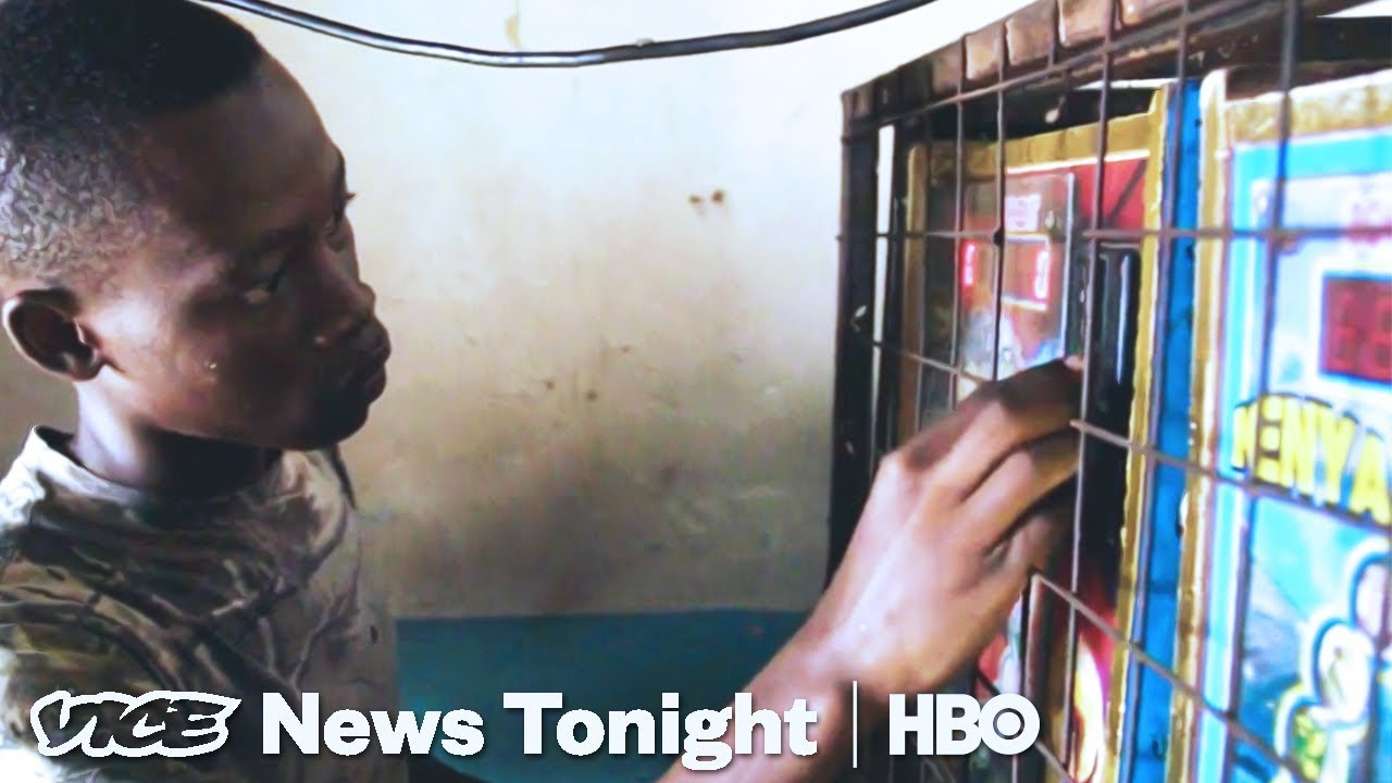Download Kenya Child Gamblers & Breaking Up Koreatown   VICE News Tonight Full Episode (HBO)