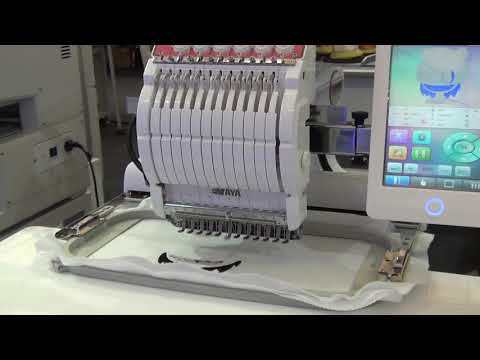Single Head Entry-Level Embroidery Machine