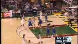 WNBA - Seattle vs New York