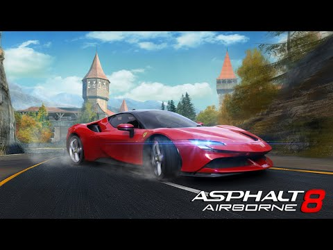 Asphalt 8 Airborne Gameplay 2020