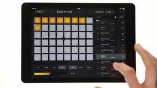 Novation // Launchpad for iPad - Audio Import Tutorial (Overview)