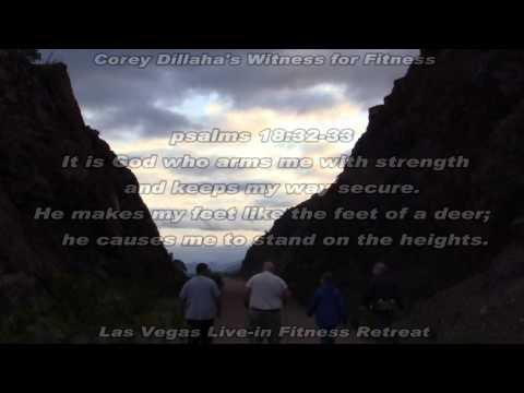 Live-in-Fitness Obesity Camp, Las Vegas Nevada-430 Lb Man