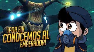 ¡POR FIN CONOCEMOS AL EMPERADOR! ⭐️ Subnautica #40 | iTownGamePlay