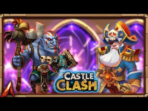 Rolling For New Hero WallaWalla! Castle Clash