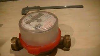 Как сделать чтобы счетчик воды крутился медленее  Третий способ  Без магнитов(, 2016-04-20T17:29:21.000Z)