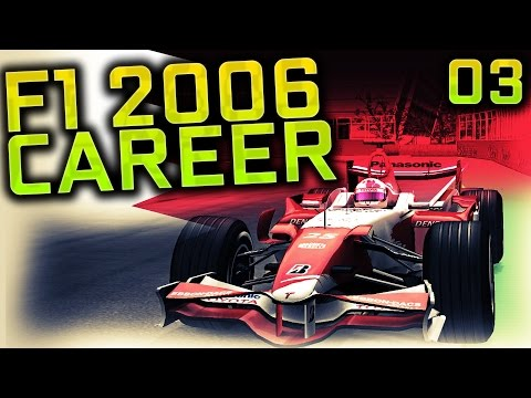 F1 2006 Career Mode S4 Part 3: MY FIRST RACE BACK