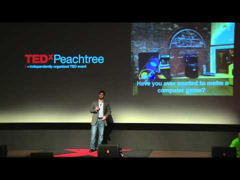 Unlocking human creativity: Mark Riedl at TEDxPeachtree