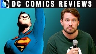 All DC Comics Reviews for June 26th (Batman/Superman #1)