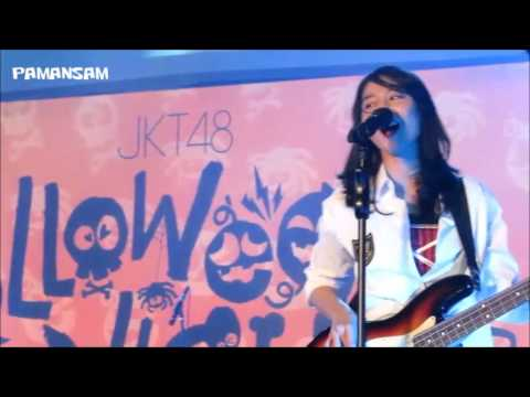 [FANCAM] JKT48 Band - Majisuka Rock'n'Roll [31-10-15] @ Ecovention Ancol