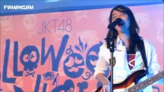 [FANCAM] JKT48 Band - Majisuka Rock'n'Roll [31-10-15] @ Ecovention Ancol