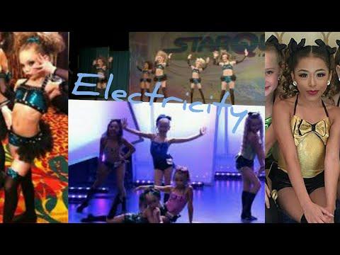 DANCE MOMS || Elites Vs. Minis (Electricity)