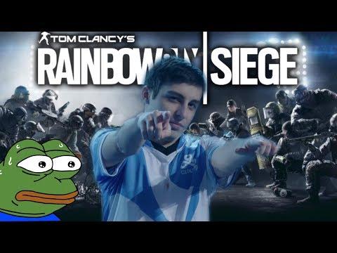 How Shroud Really Plays Rainbow Six: Siege