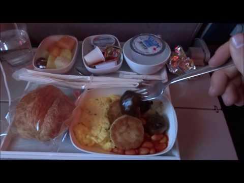 Trip Report: Emirates Complete Inflight Economy A380 Review JFK-MXP