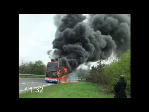 BusFire Coventry to Birmingham