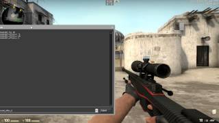 How to change the viewmodel in Cs:Go (Good for Editing)