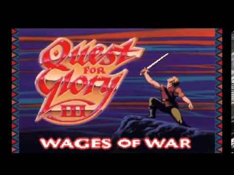 Quest for Glory Ⅲ Complete Soundtrack