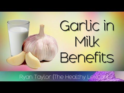 Garlic in Milk: Benefits
