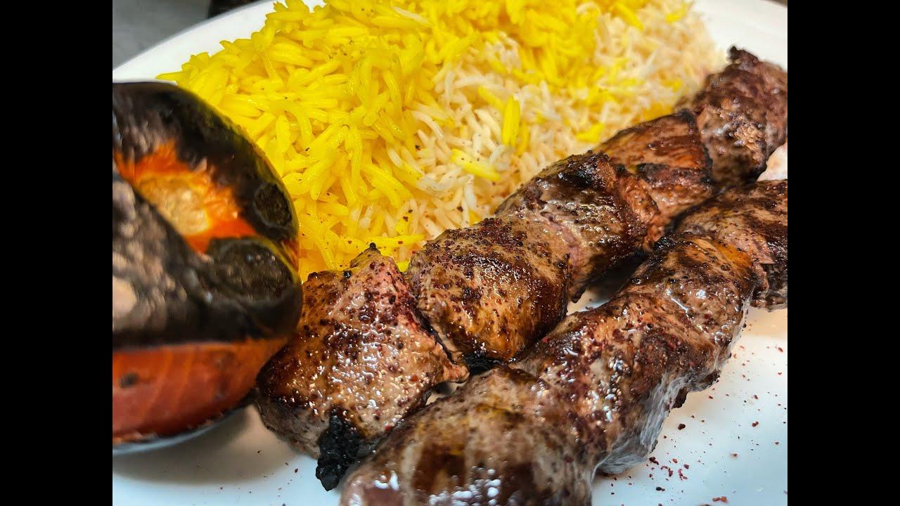 How To Make Persian Lamb Chenjeh Kebab