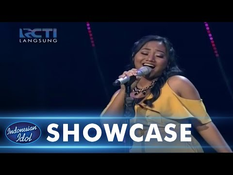 MARIA - DON'T YOU WORRY 'BOUT A THING (Stevie Wonder) - SHOWCASE 1 - Indonesian Idol 2018