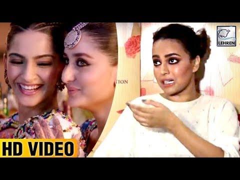 Swara Bhasker: I Am More Glamorous Than Kareena & Sonam | LehrenTV Mp3