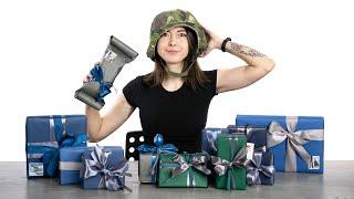 Подарки на 23 февраля для мужика! GIRLS EDITION!