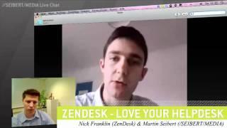 Zendesk Live-Session Teil 1
