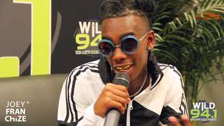 YNW MELLY talks rapping in Jail, new project and more w/ Joey Franchize