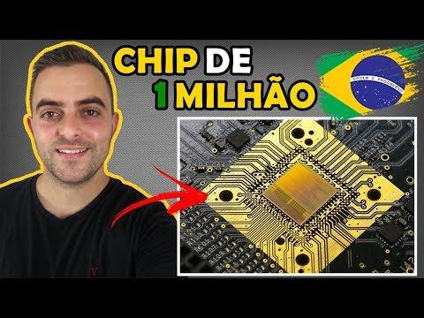 Sampa: O Chip Brasileiro de 1 Milhão de Reais