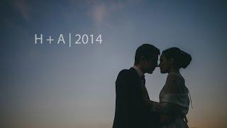 Свадебные фото Наташа + Андрей. Свадебный фотограф Киев. Wedding clip(, 2015-03-05T20:39:52.000Z)