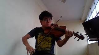 SOG - Josué Villacinda - violín y viola intermedio y avanzado