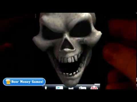3d skull live wallpaper sound youtube voltagebd Image collections