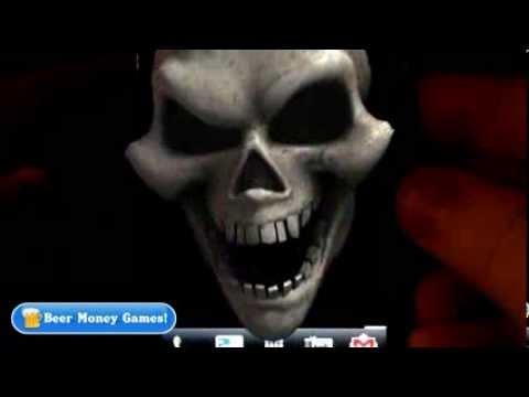 3d skull live wallpaper sound youtube voltagebd Choice Image