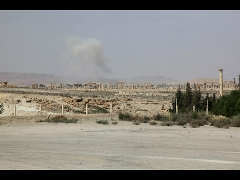 Expanding Foothold, Islamic State Captures Syria's Ancient Palmyra After Fall of Iraq's Ramadi