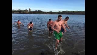 Passage GAA Club - Christmas Swim 2014
