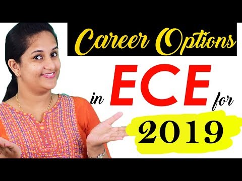 Careers In Electronics And Communication Engineering 2019 -Core Jobs, Non-Core, Govt Jobs