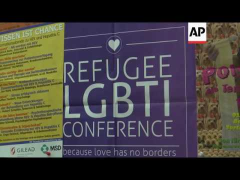 Shelter set to open in Berlin for LGBT migrants