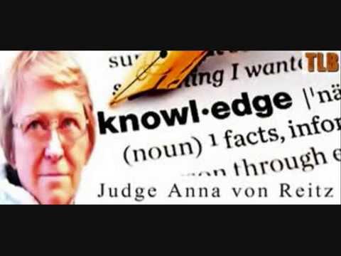 Anna Von Reitz Stop Being Stupid Parts 1 - 4