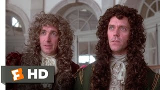 The Man in the Iron Mask (1/12) Movie CLIP - There Are Riots in Paris (1998) HD