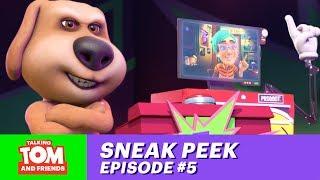 Talking Tom and Friends | Season 2 Episode 5 (Sneak Peek)