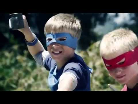 TMNT Teenage Mutant Ninja Turtles 2013 Combat Gear Commercial