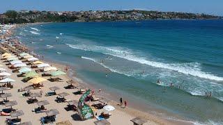 Болгария. Созополь. Пляжи и рестораны. Цены