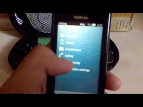 How to change your network mode to 3G (Nokia 500)