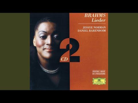 Brahms: Zigeunerlieder Op.103 - 2. Hochgetürmte Rimaflut