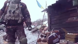 Video of the real battle near Debaltsevo, Ukraine. Видео реального боя под Дебальцево, Украина